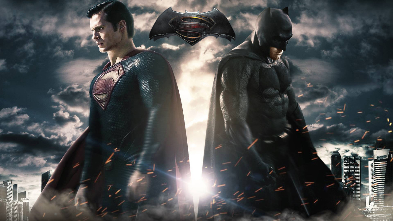 'Batman v. Superman' smashes records on Easter weekend