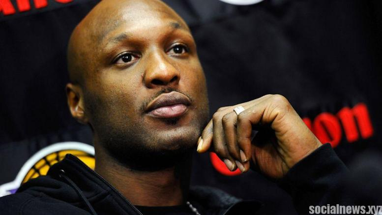 Lamar Odom Makes First Public Appearance Since Overdose