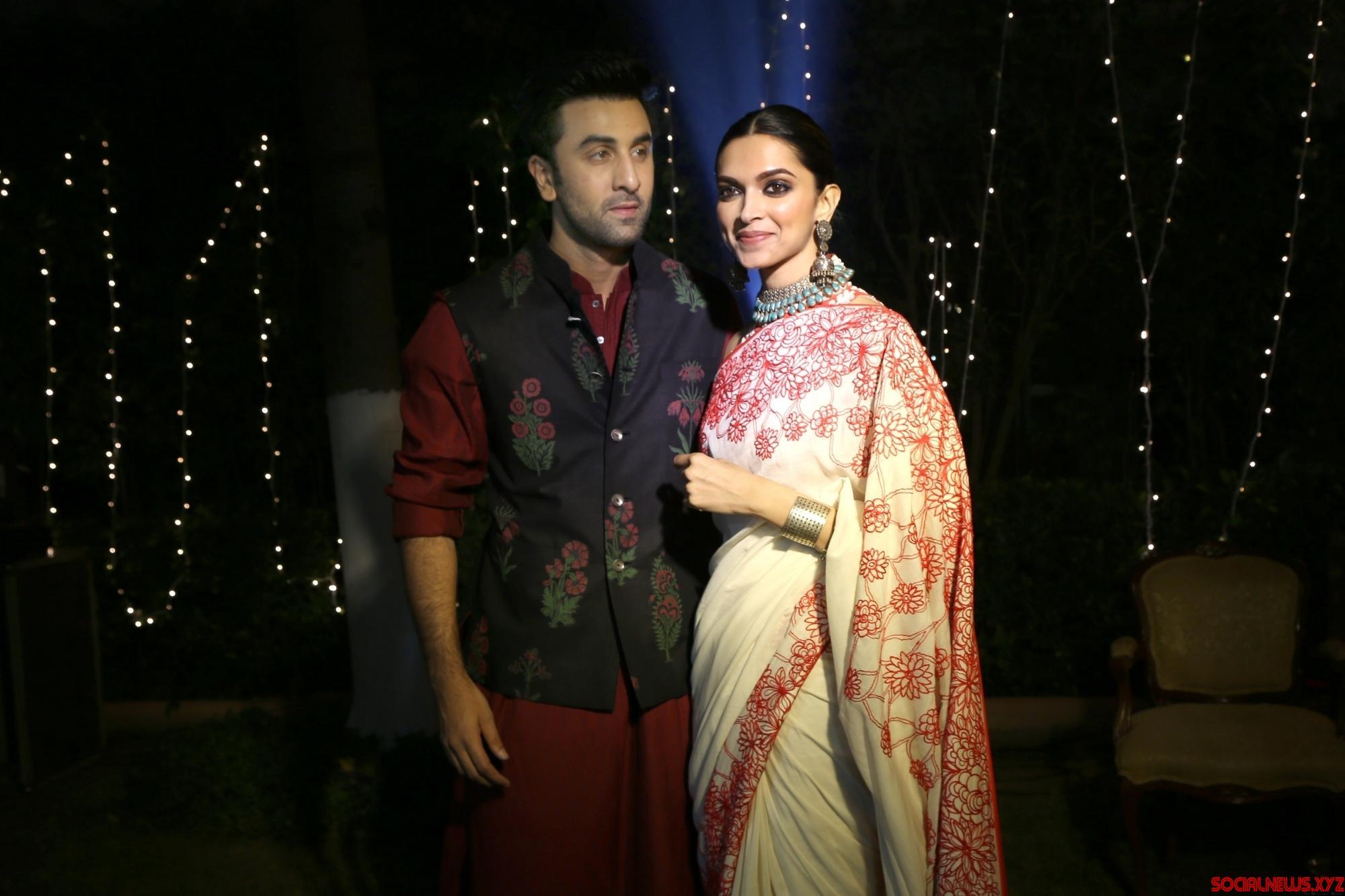 Ranbir, Deepika will walk the ramp for Mijwan: Manish Malhotra