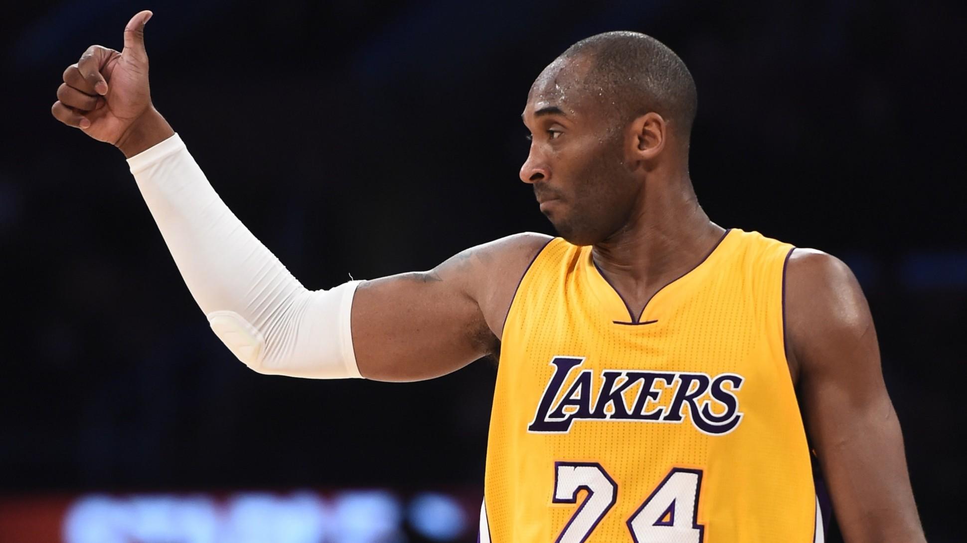 Will Not Play in 2016 Rio Olympics: Kobe Bryant
