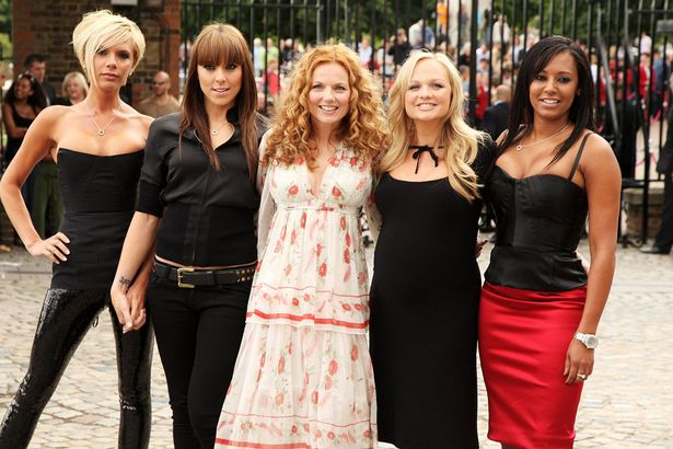 Mel B hints at Spice Girls 'doing stuff together'