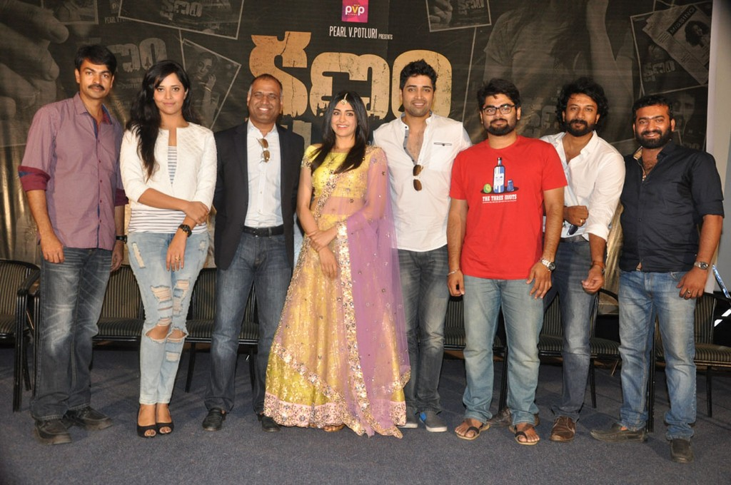 'Kshanam' strikes gold at box office