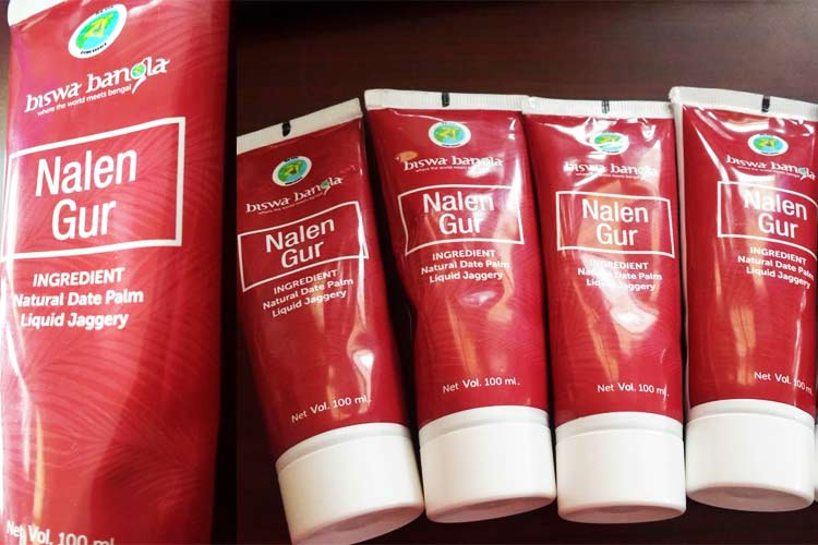 Bengal's famed 'nolen gur' now comes in tubes