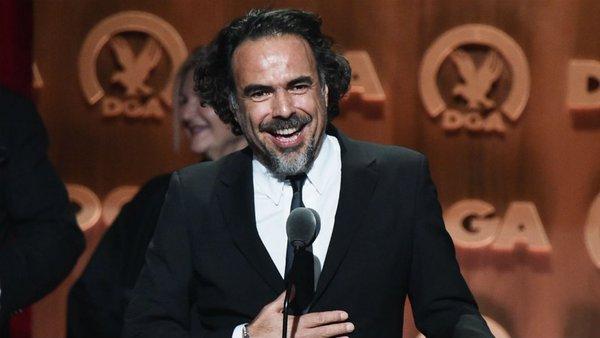 Alejandro G. Inarritu wins Oscars for 'The Revenant'