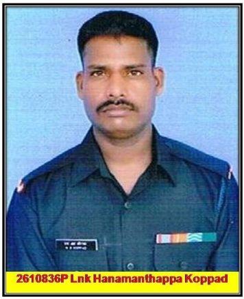 Lance Naik Hanumanthappa: Daring Soldier to the Core