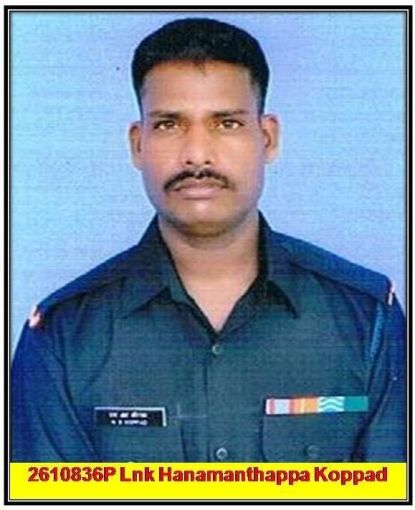 Siachen Miracle Soldier Lance Naik Hanumanthappa Is Dead
