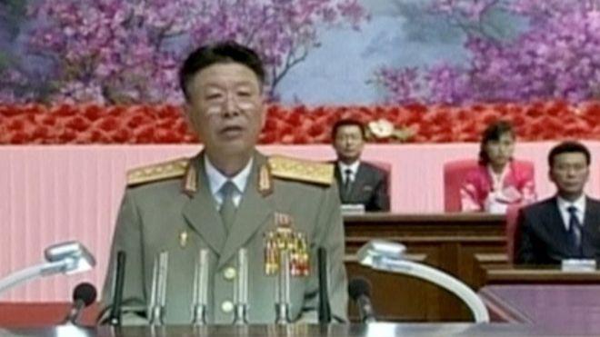 North Korea 'Executes' Its Army Chief