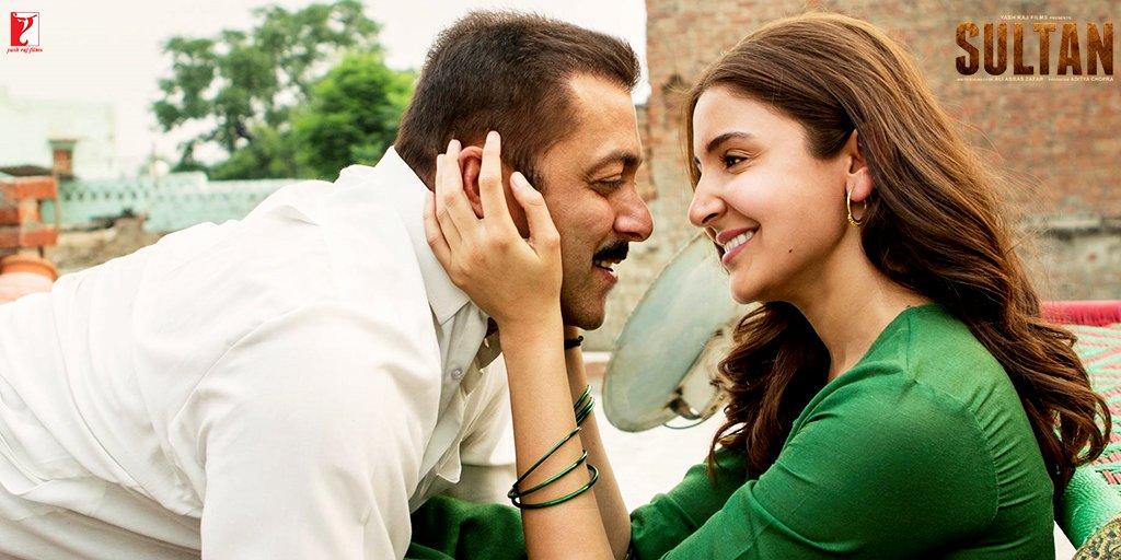 'Sultan' becomes highest grossing Yash Raj movie