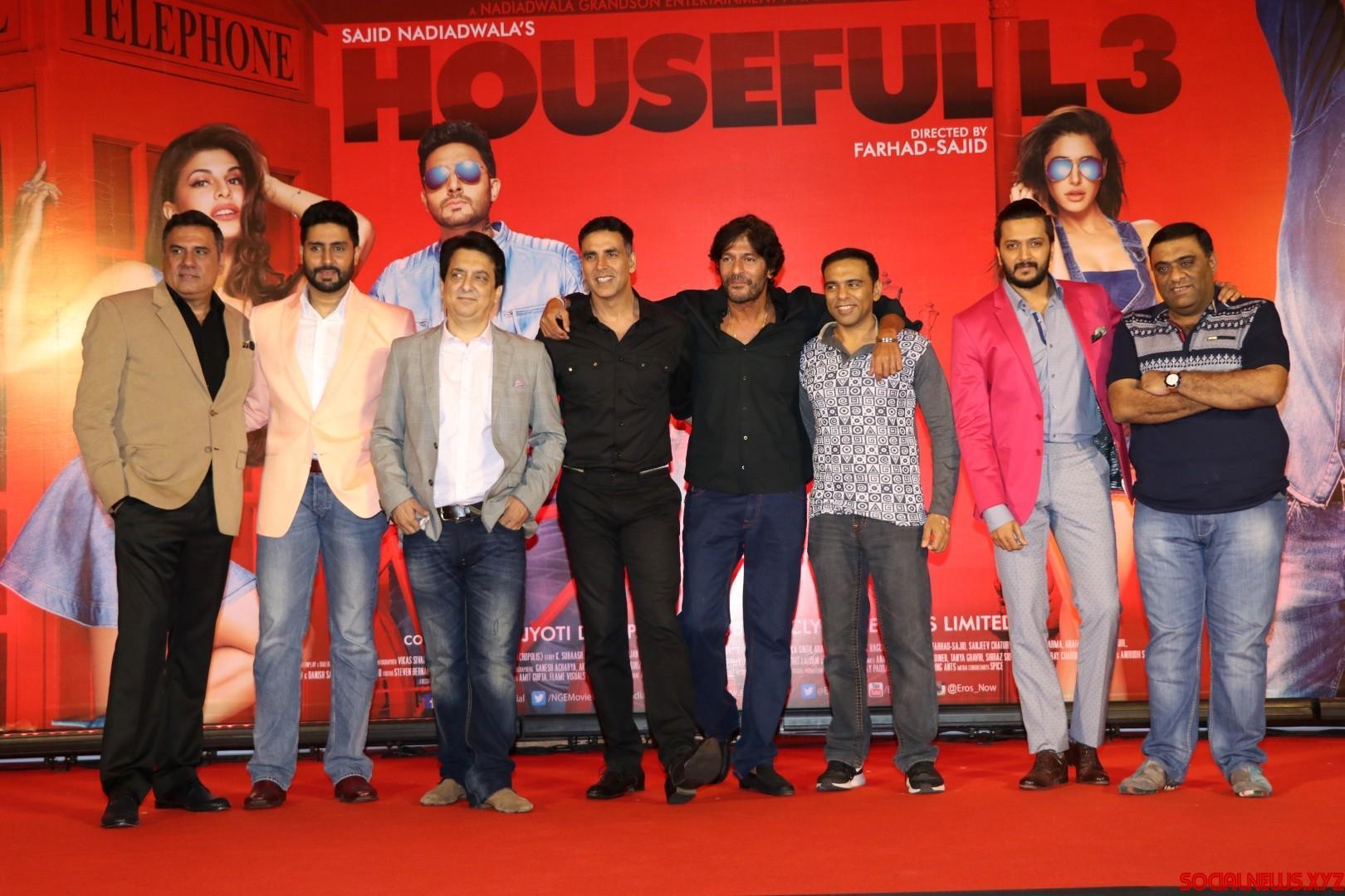'Housefull 3' crosses Rs.100 crore mark
