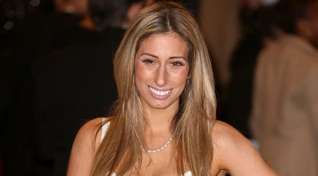 Stacey Solomon curious about having a baby girl