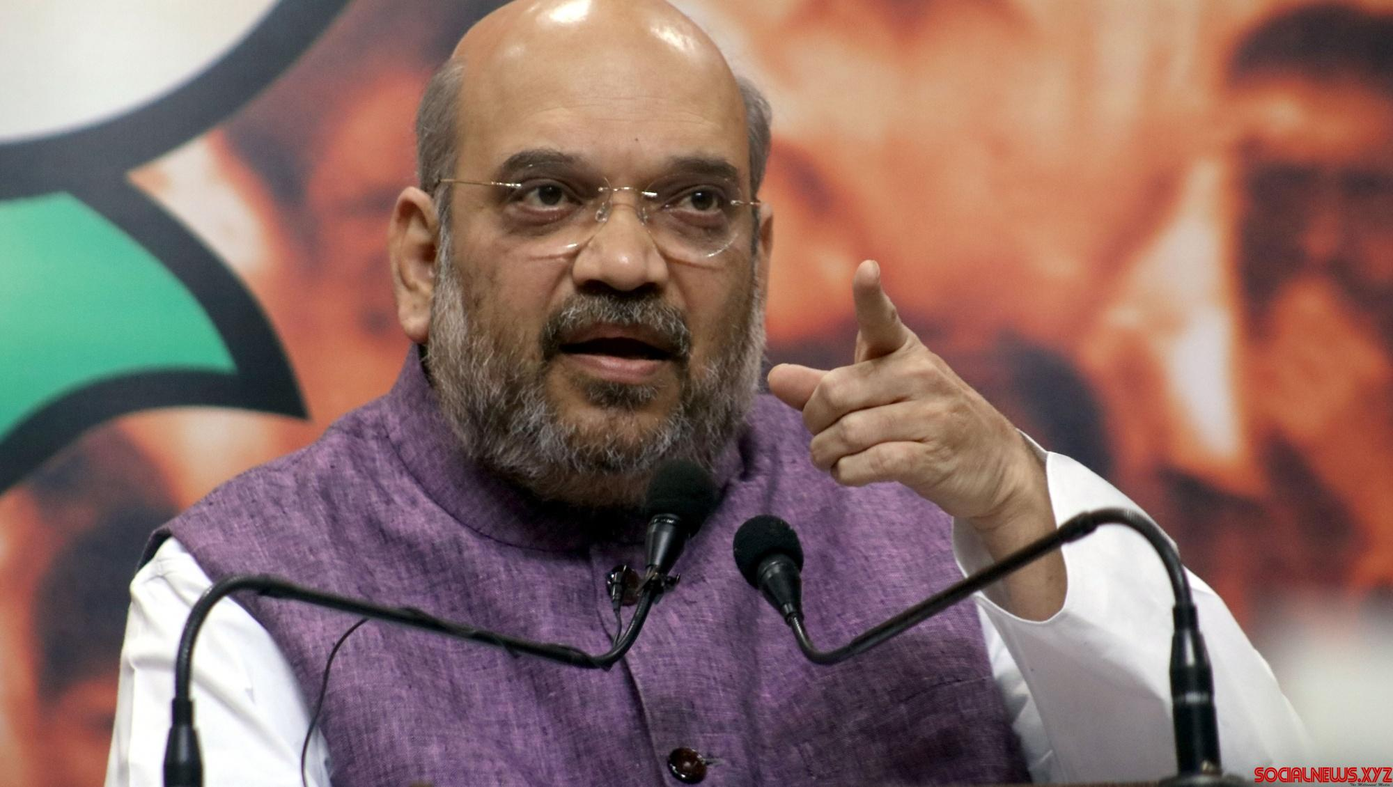 Shah to arrive in Goa to take stock of 2022 poll preparations