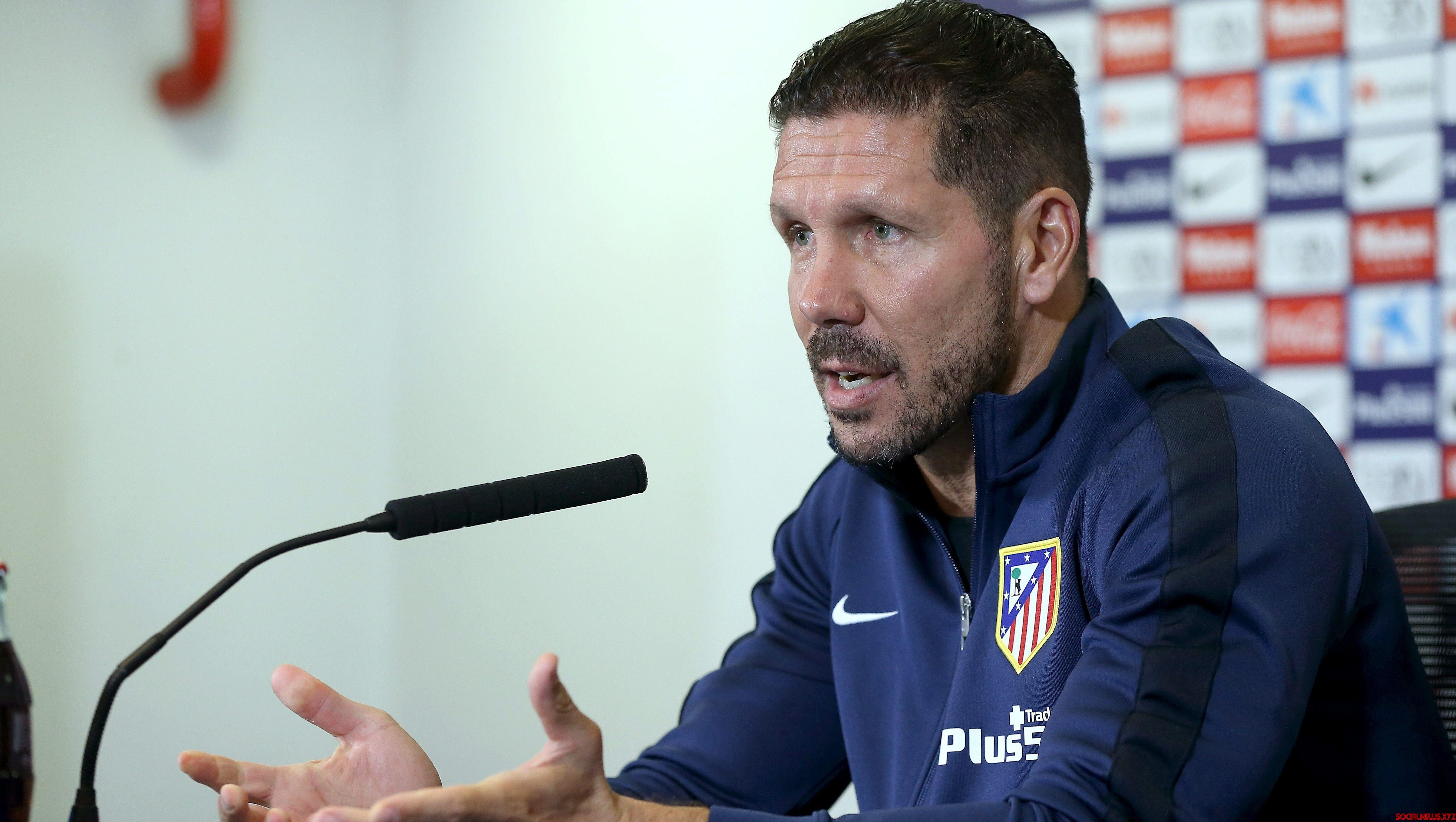 Atletico coach responds to criticism over unimpressive league start
