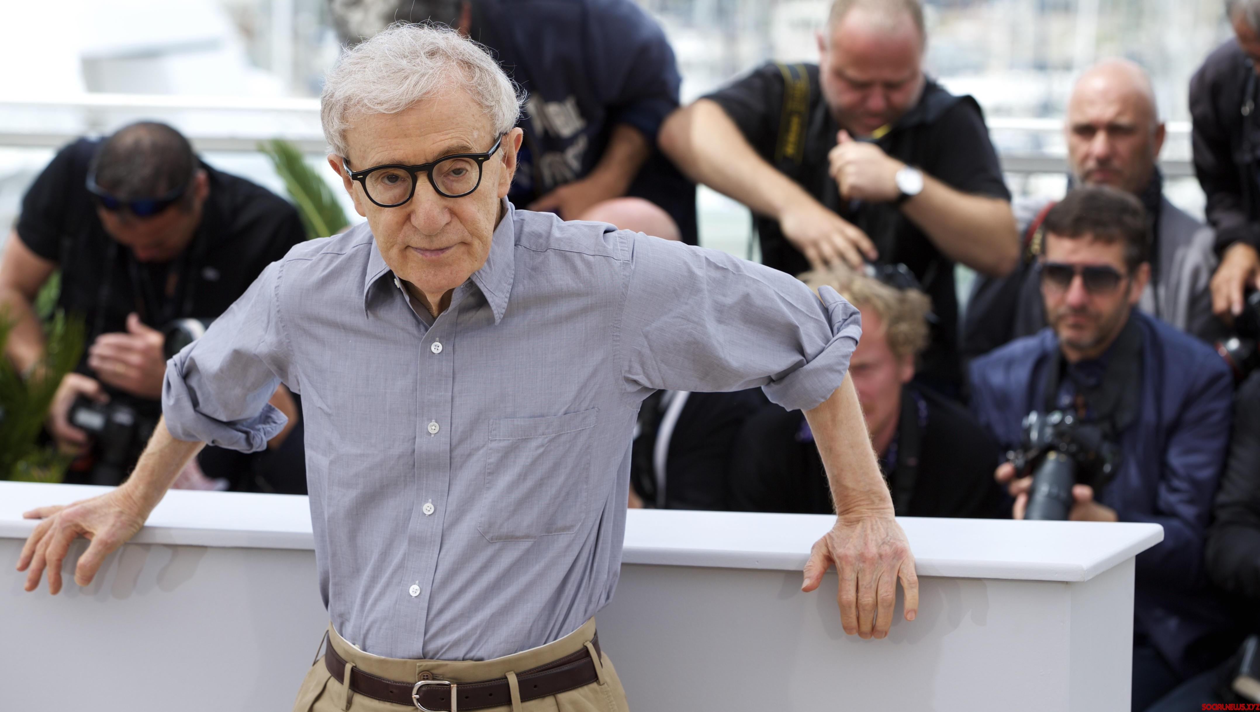 Woody Allen: Timothee Chalamet condemned me to boost Oscar chances