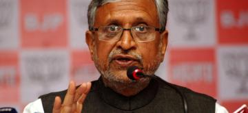 BJP leader Sushil Kumar Modi. (File Photo: IANS)