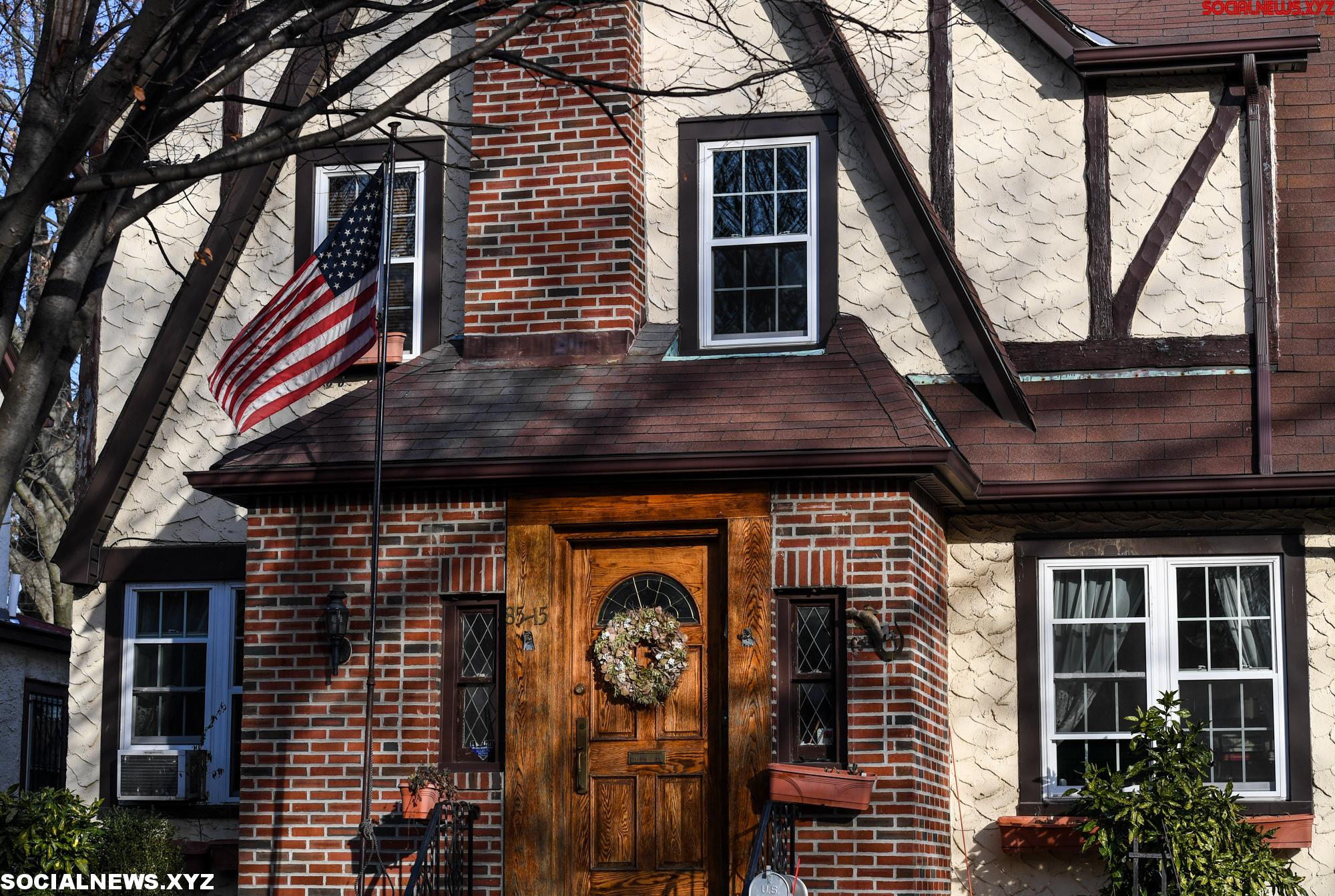 U.S. NEW YORK DONALD TRUMP CHILDHOOD HOME AUCTION