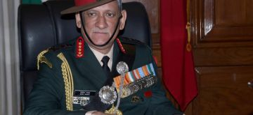 Chief of Army Staff Bipin Rawat.(File Photo: IANS)