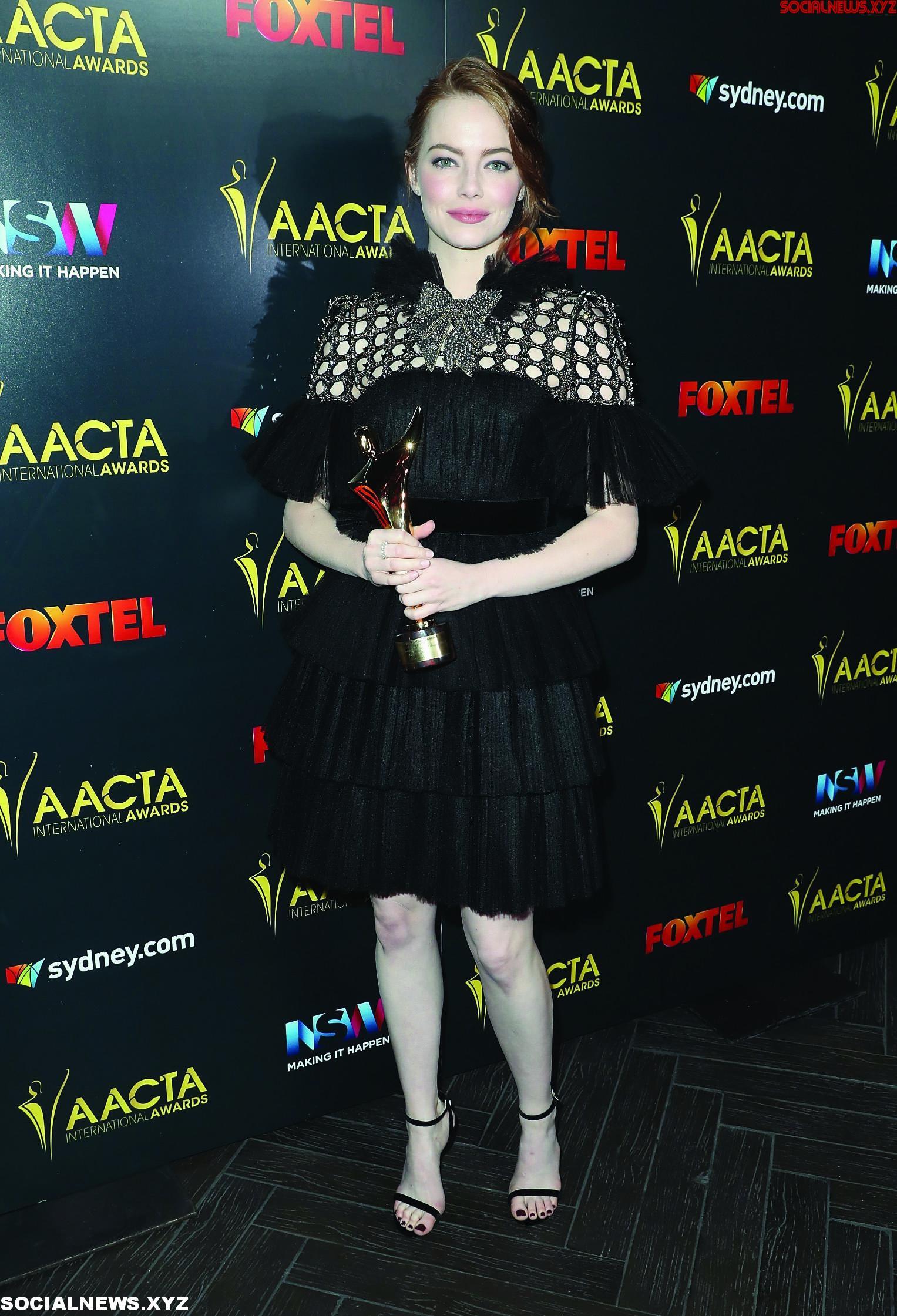6th ACCTA International Awards Media Room Gallery