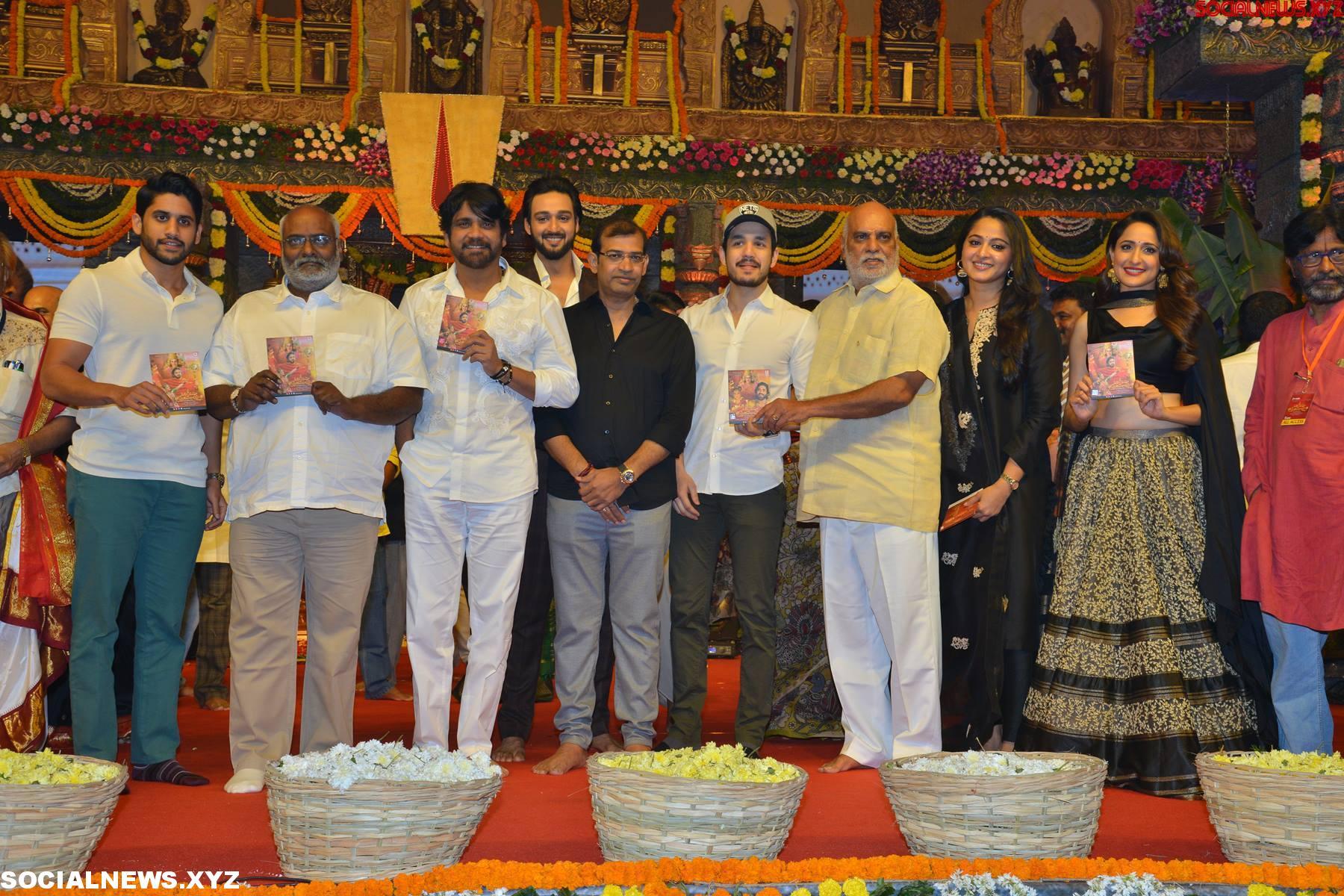 Om Namo Venkatesaya will be my best movie in Raghavendra Rao's combination : Nagarjuna