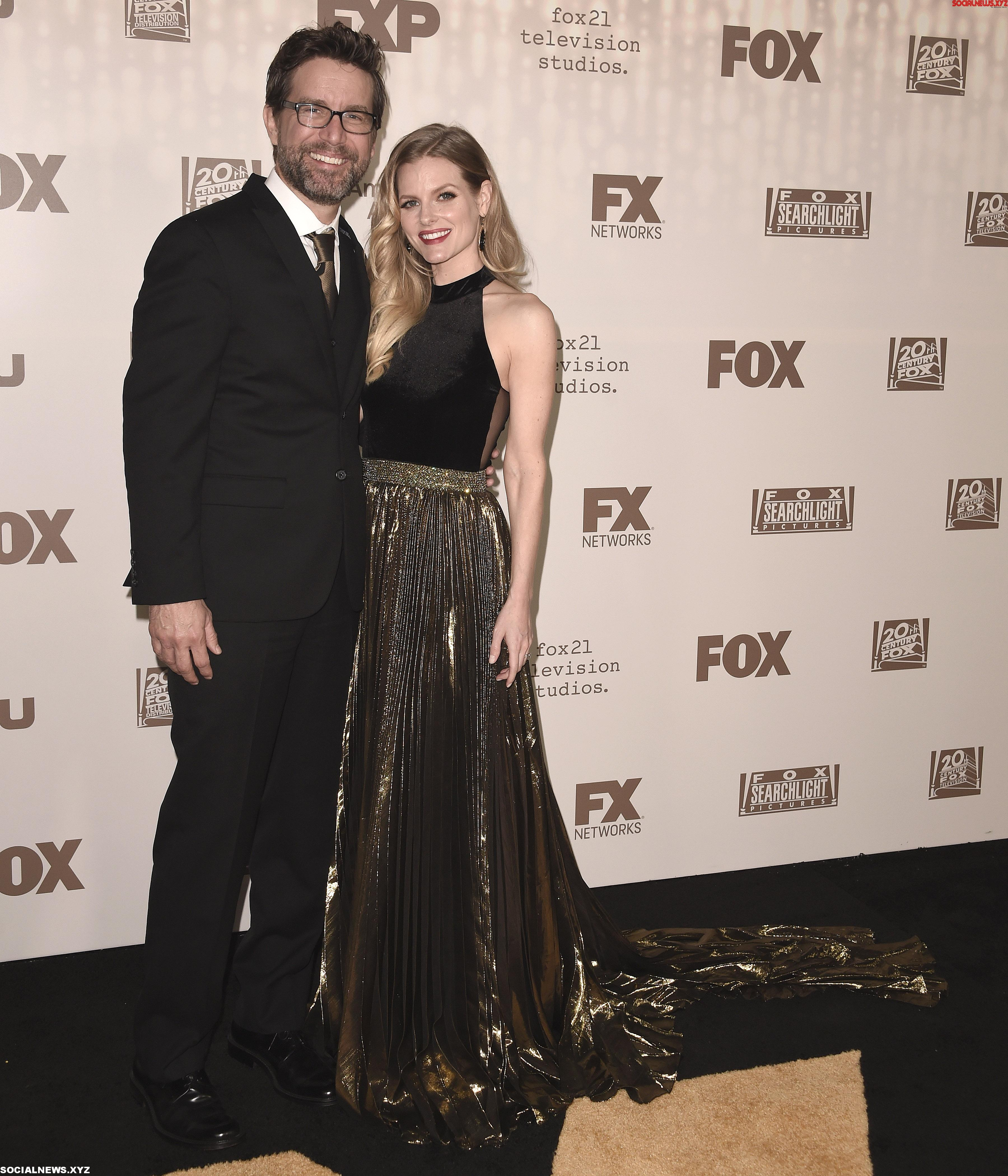 20th Century Fox At The 74th Annual Golden Globe Awards Gallery
