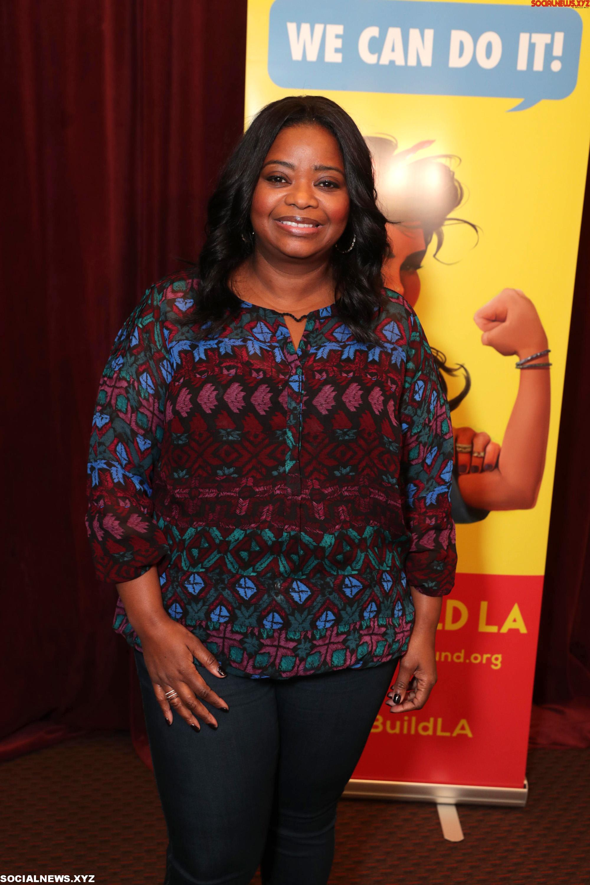 Hidden Figures LA Promise Funds Girls Build Screening Gallery