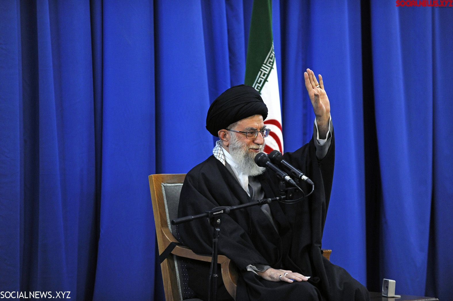 Iran's Khamenei rejects talks with United States