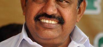 AIADMK leader E. Palaniswami. (Photo: IANS)