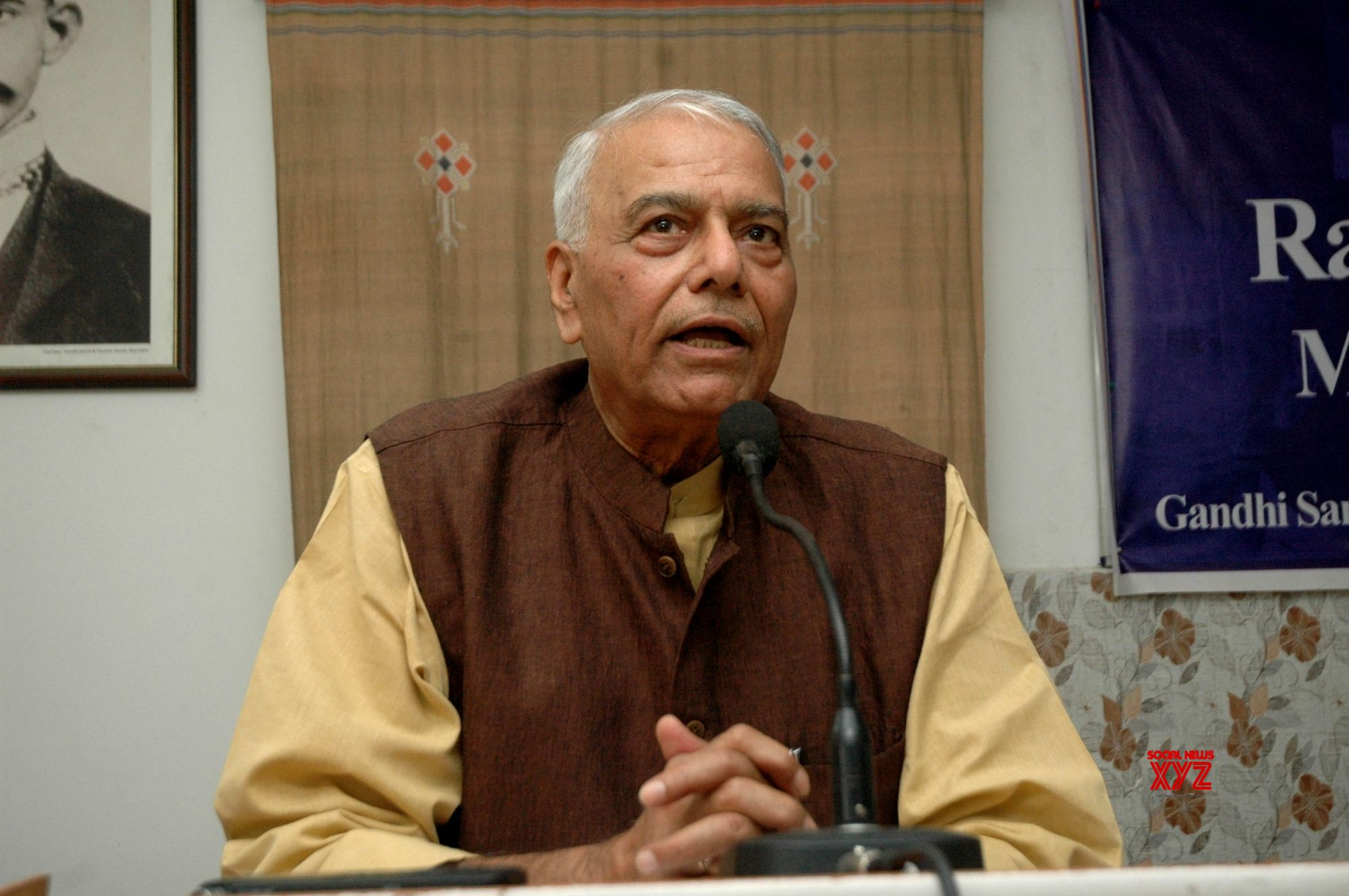 Country can ask Jaitley to quit over note ban, GST 'failures': Yashwant Sinha