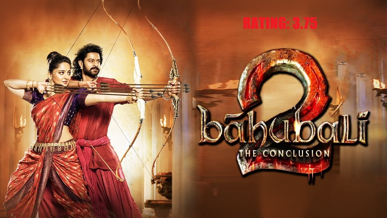 Baahubali: The Conclusion Review: A visual and emotional mastery by Rajamouli (Rating 3.75)