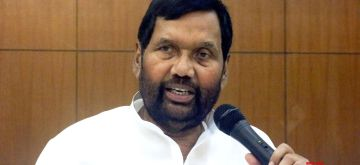 Union Consumer Affairs Minister Ram Vilas Paswan. (File Photo)