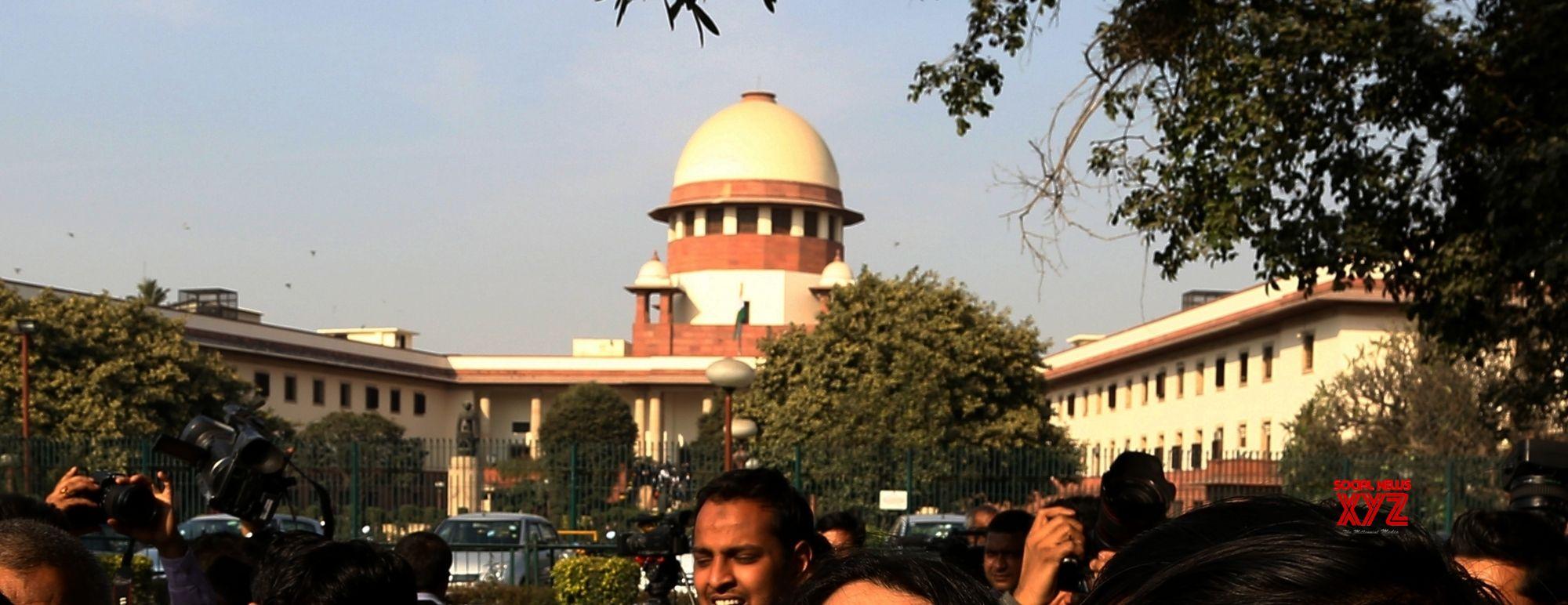 ALERT: SC begins hearing on pleas against Article 370