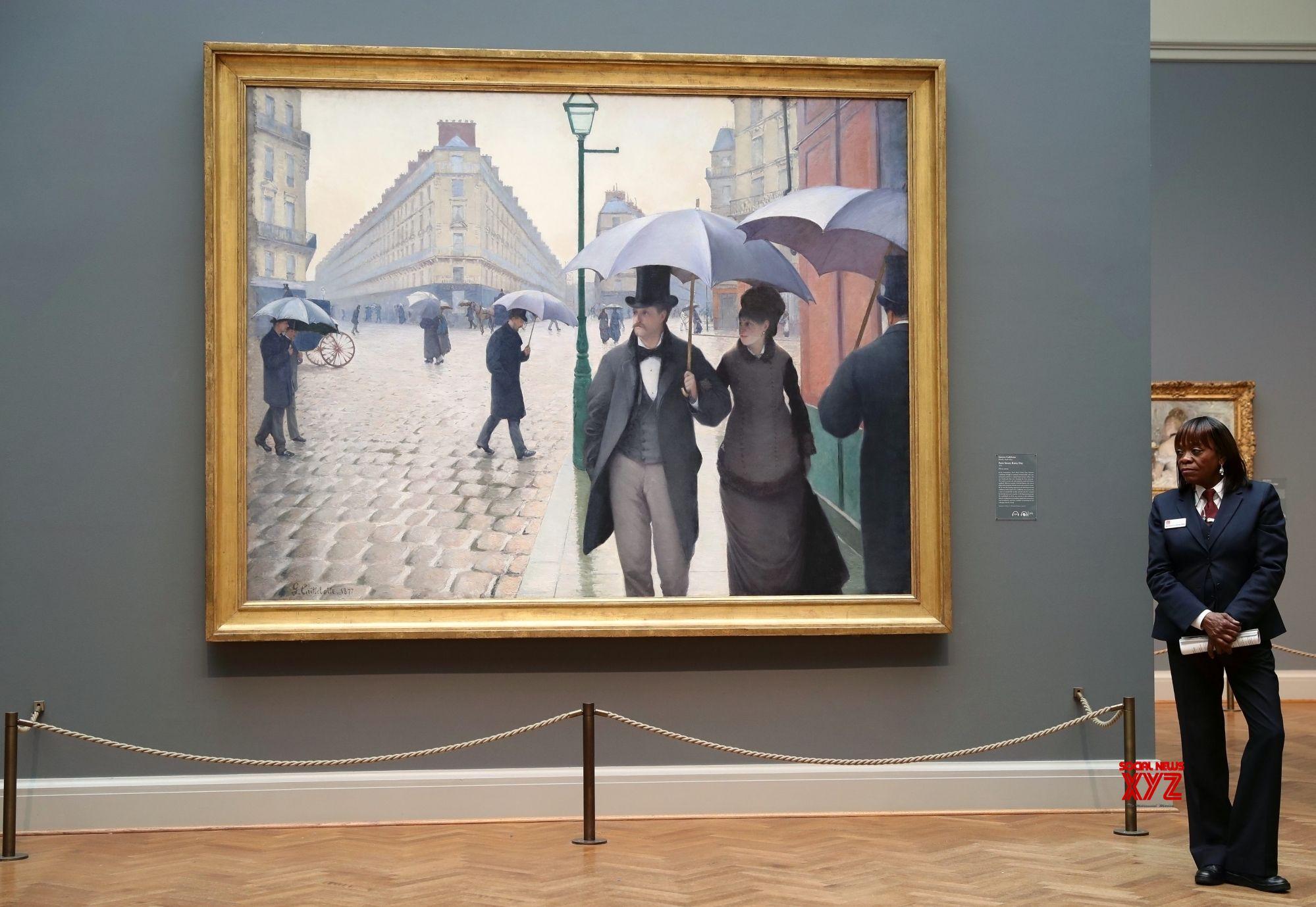 U.S. CHICAGO MUSEUM ART INSTITUTE