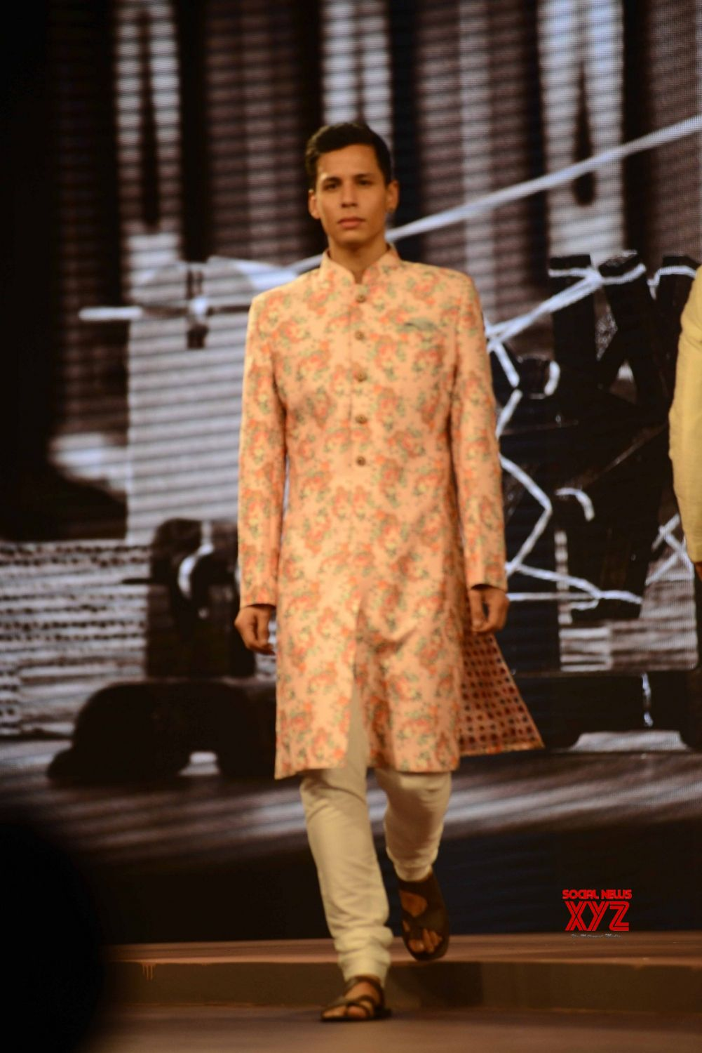 Mumbai: Fashion show with a theme Raymond Khadi   A Story Re   Spun