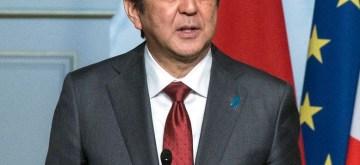 Japan Prime Minister Shinzo Abe. (File Photo: IANS)