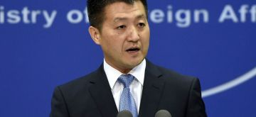 Lu Kang, a spokesperson for Chinese Foreign Ministry. (File Photo: IANS)