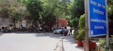 Jawaharlal Nehru University (JNU). (File Photo: IANS)