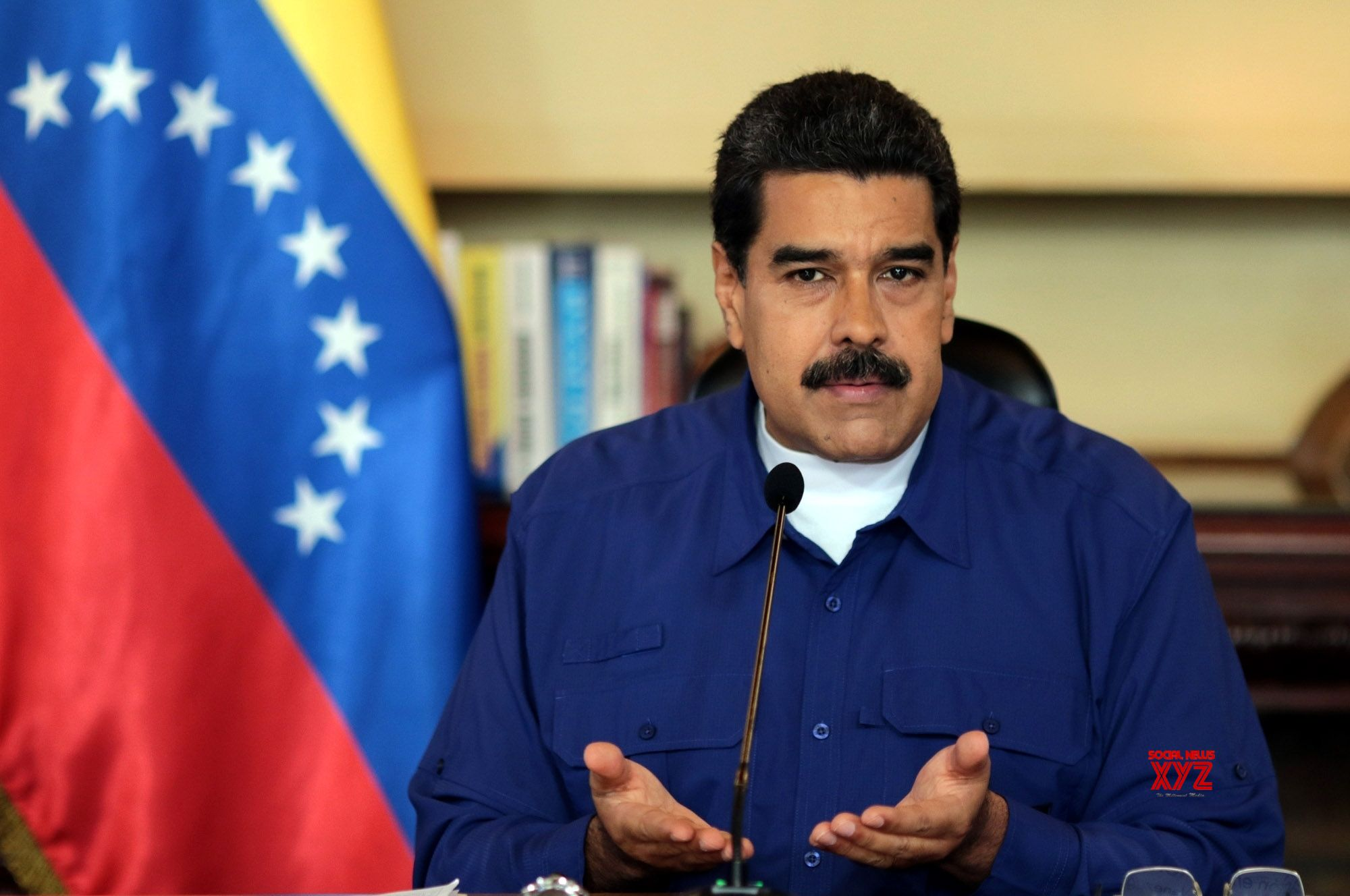China, Venezuela sign deals on oil, mining, security
