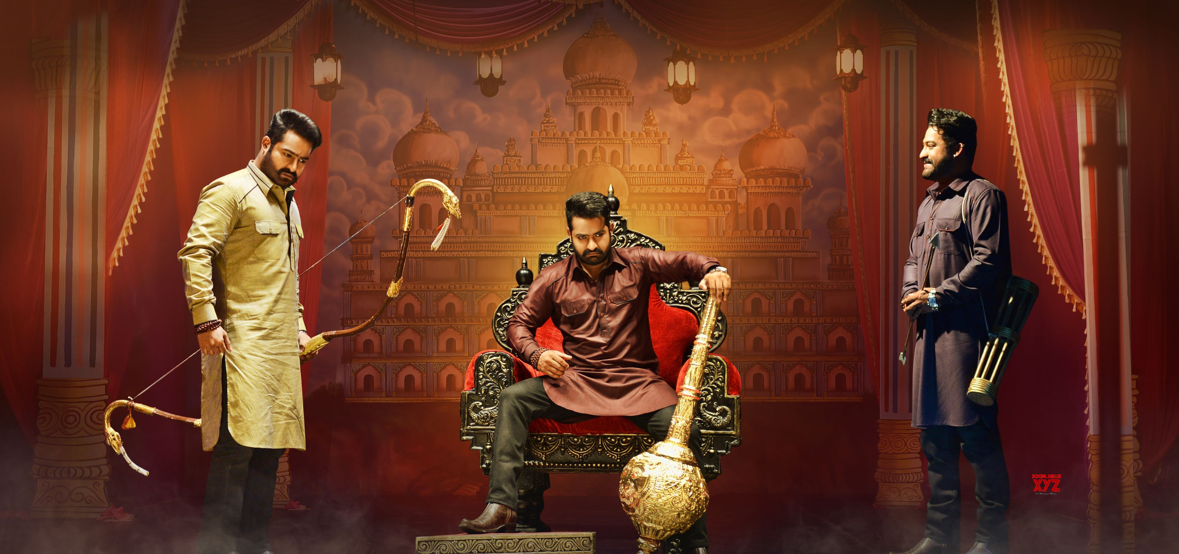 Jai Lava Kusa Review: Jai Ravana Jai (Rating: ***)