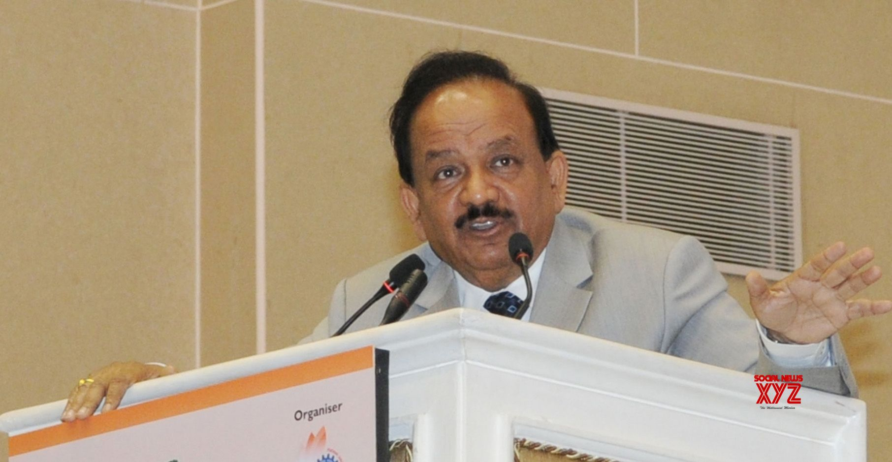 Attack on doctors should be non-bailable: Harsh Vardhan
