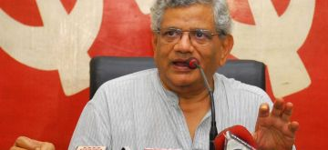 CPI(M) general secretary Sitaram Yechury. (File Photo: IANS)