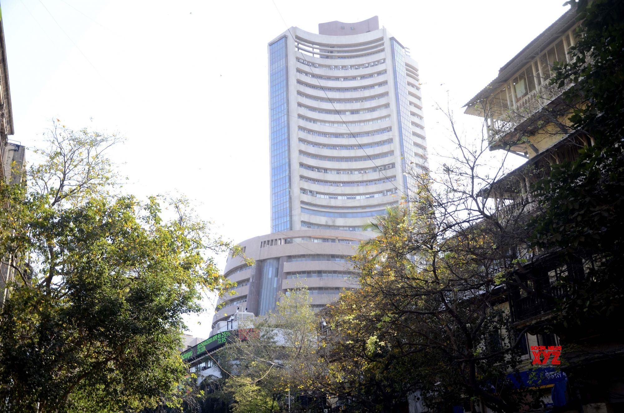 Sensex falls 3,200 points as trade resumes