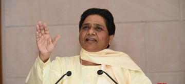 BSP supremo Mayawati. (Photo: IANS)