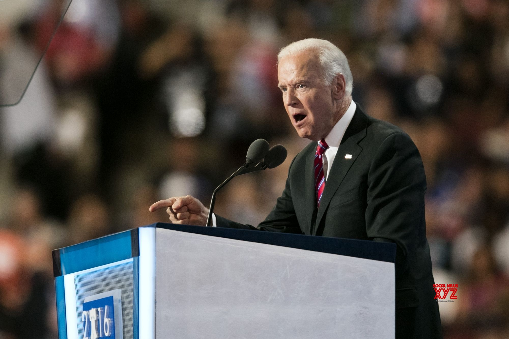Time wasted in US' response against pandemic: Biden