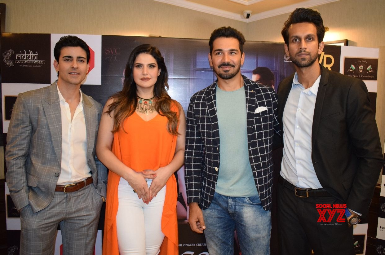 "New Delhi: ""Aksar 2""   promotions"
