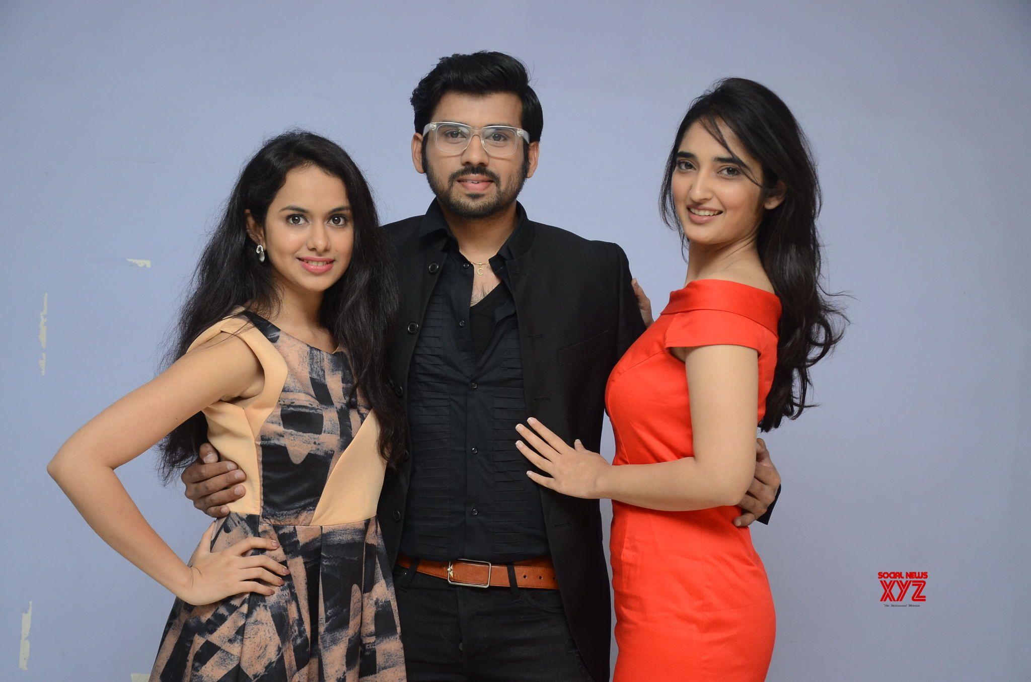 Prema Entha Madhuram Priyuralu Antha Katinam Movie Pre-Release Press Meet Gallery