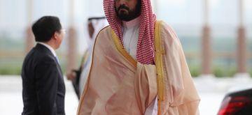 (160904) -- HANGZHOU, Sept. 4, 2016 (Xinhua) -- Saudi Arabia's Deputy Crown Prince Mohammed bin Salman arrives at Hangzhou International Expo Center to attend the G20 summit in Hangzhou, capital of east China's Zhejiang Province, Sept. 4, 2016. The 11th G20 summit opened here on Sunday. (Xinhua/Xing Guangli)(mcg)