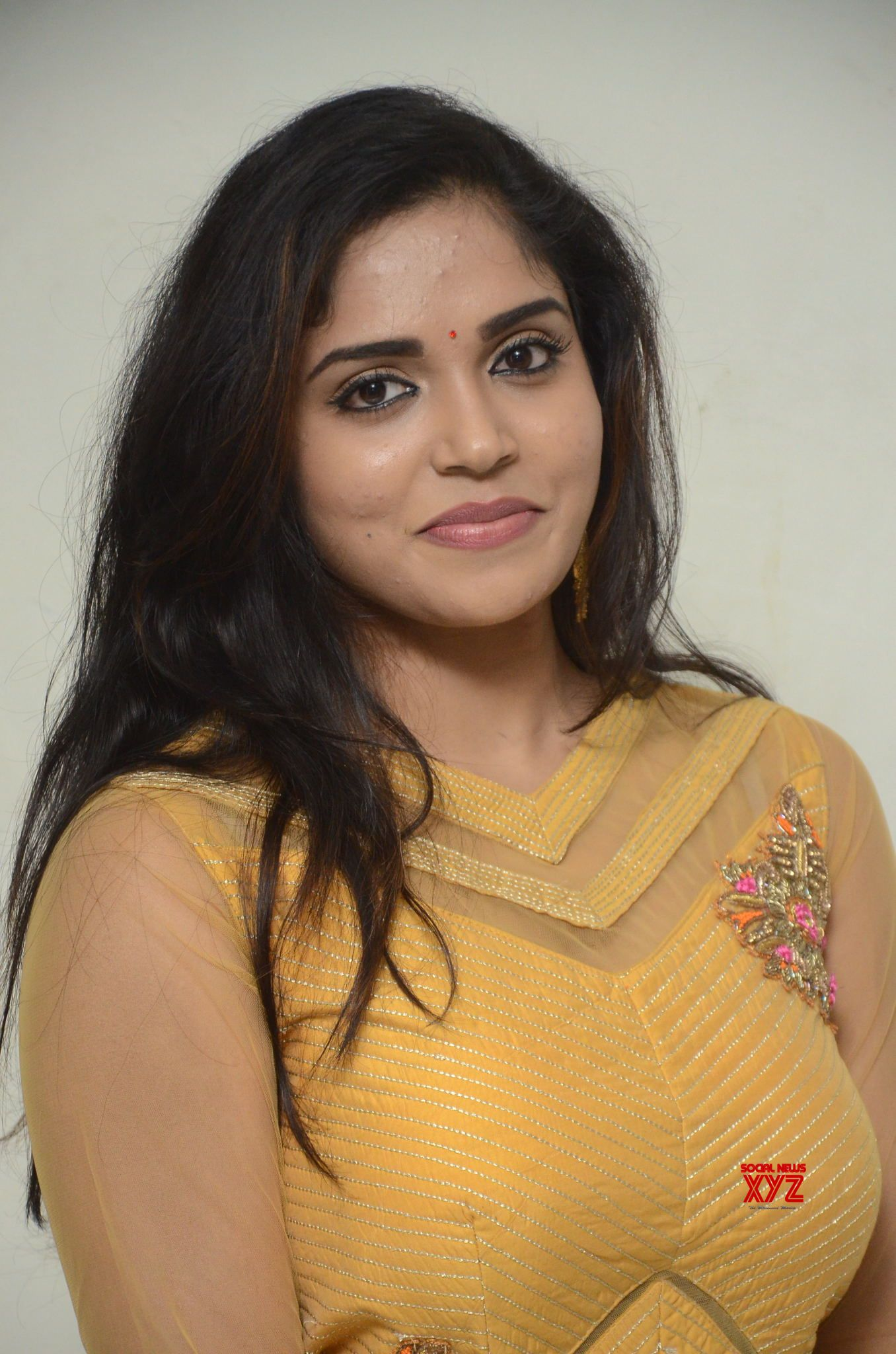 "I am blessed to do Seeta role in  ""Seetha Ramuni Kosam"": Karunya Chowdary Interview"