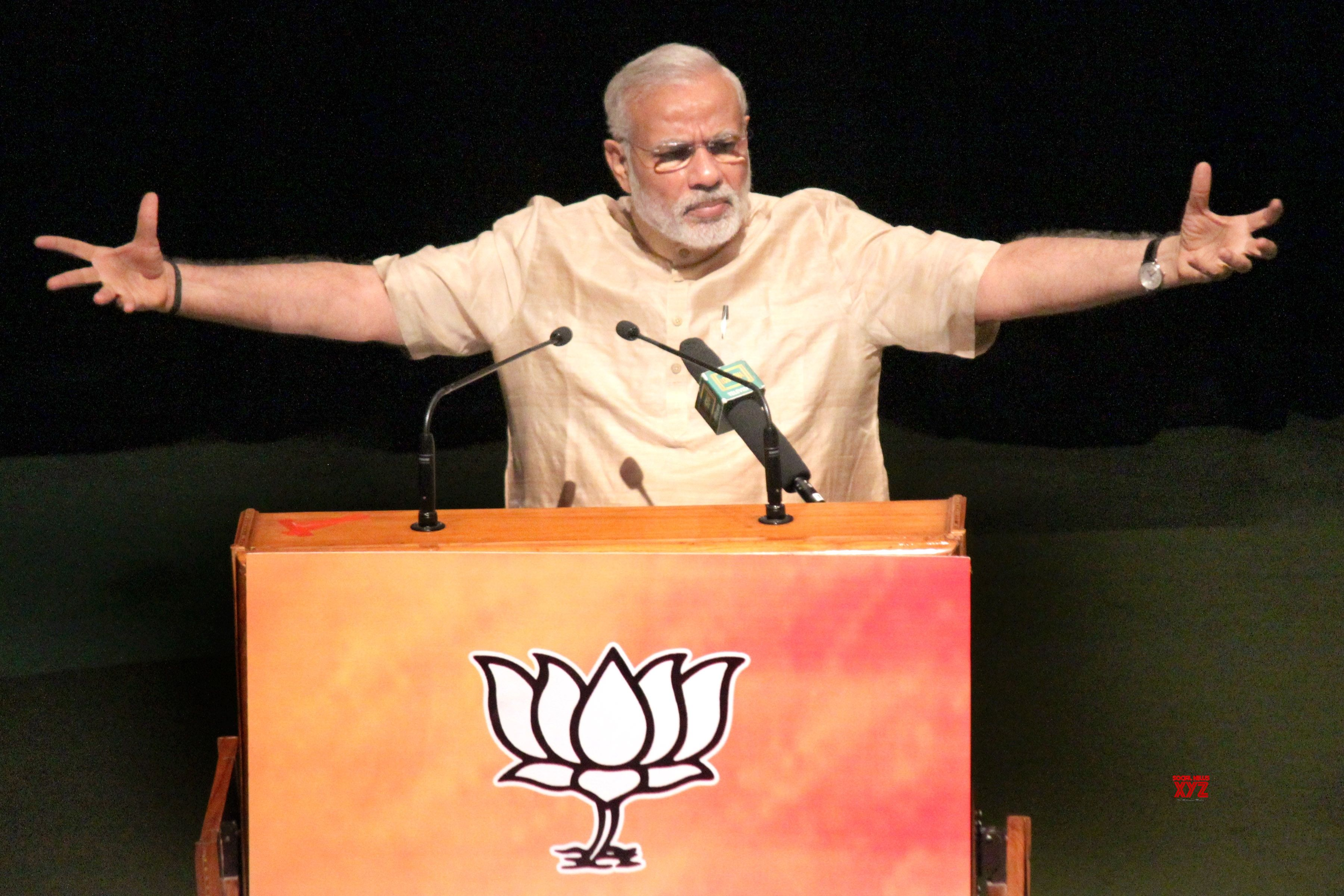 Modi recalls May 16 of 2014, says passion now higher