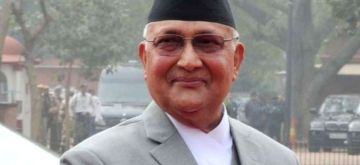 Prime Minister of Nepal K.P. Sharma Oli. (File Photo: IANS)