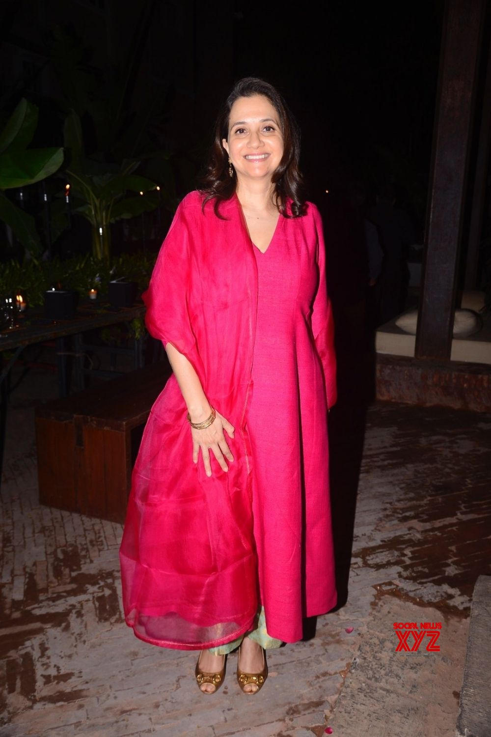 Mumbai: Kiran Rao Mini Mathur and Anupama Chopra at launch of a store