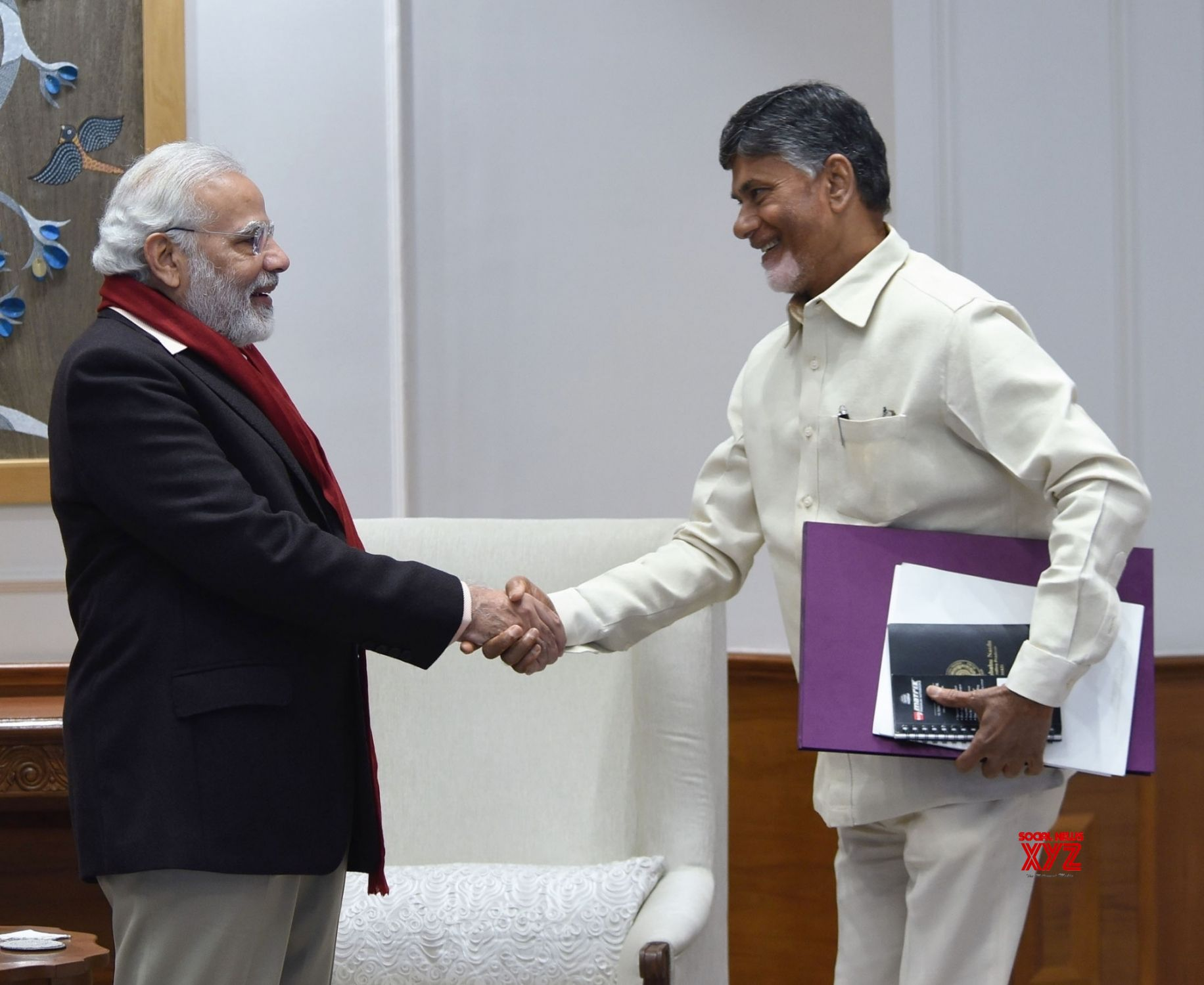 BJP, TDP to patch up again?
